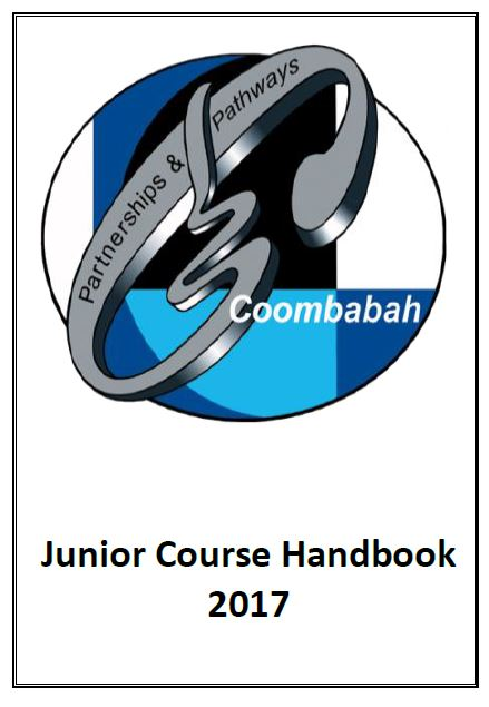 Junior Course Handbook 2017