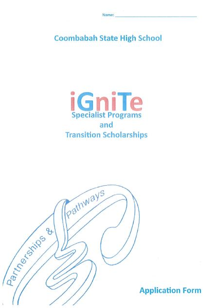 iGniTe 2016 Applications